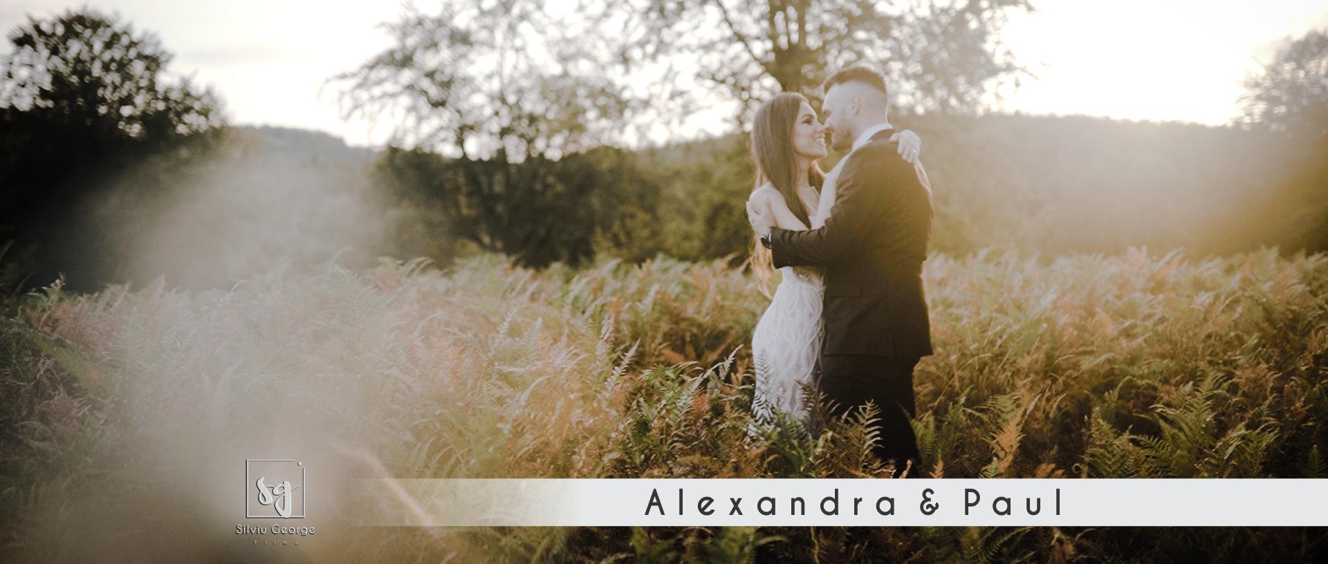 thumbnail Alexandra & Paul